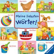 Cover-Bild zu Gernhäuser, Susanne: Meine liebsten Wörter!