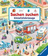 Cover-Bild zu Gernhäuser, Susanne: Sachen suchen: Einsatzfahrzeuge