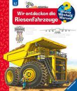 Cover-Bild zu Gernhäuser, Susanne: Wieso? Weshalb? Warum? Wir entdecken die Riesenfahrzeuge (Band 6)