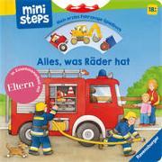 Cover-Bild zu Gernhäuser, Susanne: ministeps: Alles, was Räder hat