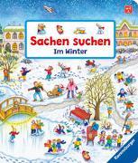 Cover-Bild zu Gernhäuser, Susanne: Sachen suchen: Im Winter