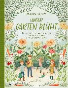 Cover-Bild zu Gaines, Joanna: Unser Garten blüht (eBook)
