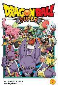 Cover-Bild zu Toriyama, Akira: Dragon Ball Super, Vol. 7