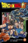 Cover-Bild zu Akira Toriyama (Original Story): Dragon Ball Super 13