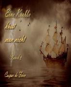 Cover-Bild zu Eine Krabbe küsst man nicht (eBook) von Fries, Caspar de
