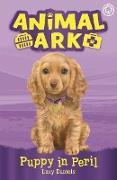 Cover-Bild zu Daniels, Lucy: Puppy in Peril (eBook)