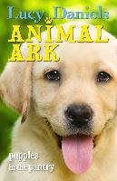 Cover-Bild zu Daniels, Lucy: Animal Ark: Puppies in the Pantry (eBook)