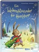 Cover-Bild zu Dreller, Christian: Ein Weihnachtswunder für Hase Hopp