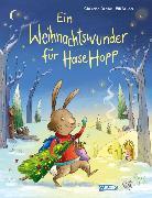 Cover-Bild zu Dreller, Christian: Ein Weihnachtswunder für Hase Hopp (eBook)
