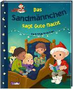 Cover-Bild zu Dreller, Christian: Unser Sandmännchen: Das Sandmännchen sagt gute Nacht