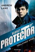 Cover-Bild zu Lane, Andrew: Secret Protector, Band 1: Tödliches Spiel