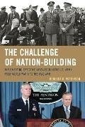 Cover-Bild zu Patterson, Rebecca: The Challenge of Nation-Building (eBook)
