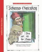 Cover-Bild zu Schulz-Reiss, Christine: Johannes Gutenberg