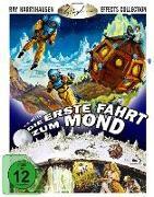 Cover-Bild zu Wells, H. G.: Die erste Fahrt zum Mond