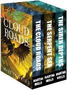 Cover-Bild zu Wells, Martha: The Books of the Raksura (eBook)
