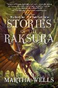 Cover-Bild zu Wells, Martha: Stories of the Raksura: The Dead City & The Dark Earth Below (eBook)