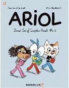 Cover-Bild zu Emmanual Guibert: Ariol Graphic Novels Boxed Set: Vol. #4-6