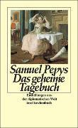 Cover-Bild zu Pepys, Samuel: Das geheime Tagebuch