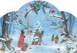 Cover-Bild zu Drescher, Daniela (Illustr.): Adventskalender Die kleine Elfe feiert Weihnachten