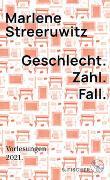 Cover-Bild zu Streeruwitz, Marlene: Geschlecht. Zahl. Fall