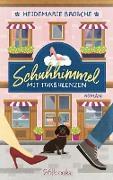 Cover-Bild zu Brosche, Heidemarie: Schuhhimmel mit Turbulenzen