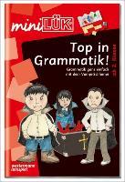 Cover-Bild zu Brosche, Heidemarie: miniLÜK. Top in Grammatik mit dem Vampi-Schlampi