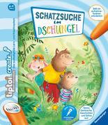 Cover-Bild zu Recke, Karla: tiptoi® CREATE Schatzsuche im Dschungel