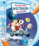 Cover-Bild zu Recke, Karla: tiptoi® CREATE Die galaktische Weltraum-Mission