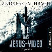 Cover-Bild zu Eschbach, Andreas: Das Jesus-Video, Folge 1-4: Die komplette Hörspiel-Reihe nach Andreas Eschbach (Audio Download)