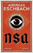 Cover-Bild zu Eschbach, Andreas: NSA - Nationales Sicherheits-Amt