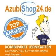Cover-Bild zu Rung-Kraus, Michaela: AzubiShop24.de Kombi-Paket Kaufmann /frau für Versicherungen und Finanzen + Wirtschafts- und Sozialkunde