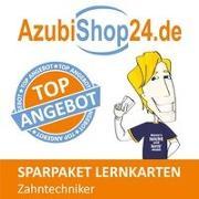 Cover-Bild zu Christiansen, Jennifer: AzubiShop24.de Spar-Paket Lernkarten Zahntechniker /in