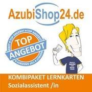 Cover-Bild zu Christiansen, Jennifer: AzubiShop24.de Kombi-Paket Lernkarten Sozialassistent /in. Ausbildung