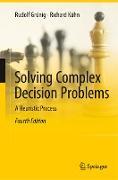 Cover-Bild zu Grünig, Rudolf: Solving Complex Decision Problems