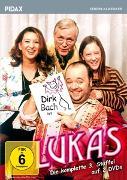 Cover-Bild zu Dirk Bach (Schausp.): Lukas, Staffel 3