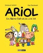 Cover-Bild zu Boutavant, Marc: Ariol 1 - Ein kleiner Esel wie du und ich