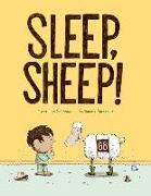 Cover-Bild zu Sparrow, Kerry: Sleep, Sheep!
