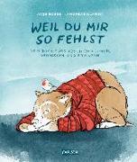 Cover-Bild zu Bosse, Ayse: Weil du mir so fehlst
