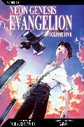 Cover-Bild zu Yoshiyuki Sadamoto: NEON GENESIS EVANGELION GN VOL 05