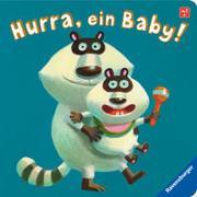 Cover-Bild zu Orso, Kathrin Lena: Hurra, ein Baby!