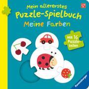 Cover-Bild zu Orso, Kathrin Lena: Mein allererstes Puzzle-Spielbuch: Meine Farben