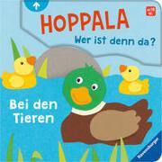 Cover-Bild zu Orso, Kathrin Lena: Hoppala, wer ist denn da? Bei den Tieren