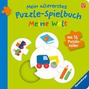 Cover-Bild zu Orso, Kathrin Lena: Mein allererstes Puzzle-Spielbuch: Meine Welt