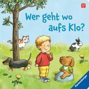 Cover-Bild zu Orso, Kathrin Lena: Wer geht wo aufs Klo?