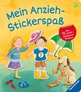 Cover-Bild zu Orso, Kathrin Lena: Mein Anzieh-Stickerspaß