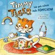 Cover-Bild zu Anker, Nicola: Timmy Tiger