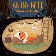 Cover-Bild zu Orso, Kathrin Lena: Ab ins Bett, kleine Tierkinder!