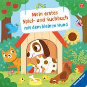 Cover-Bild zu Orso, Kathrin Lena: Mein erstes Spiel- und Suchbuch mit dem kleinen Hund