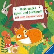 Cover-Bild zu Orso, Kathrin Lena: Mein erstes Spiel- und Suchbuch mit dem kleinen Fuchs