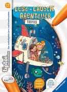 Cover-Bild zu Neubauer, Annette: tiptoi® Tiefsee